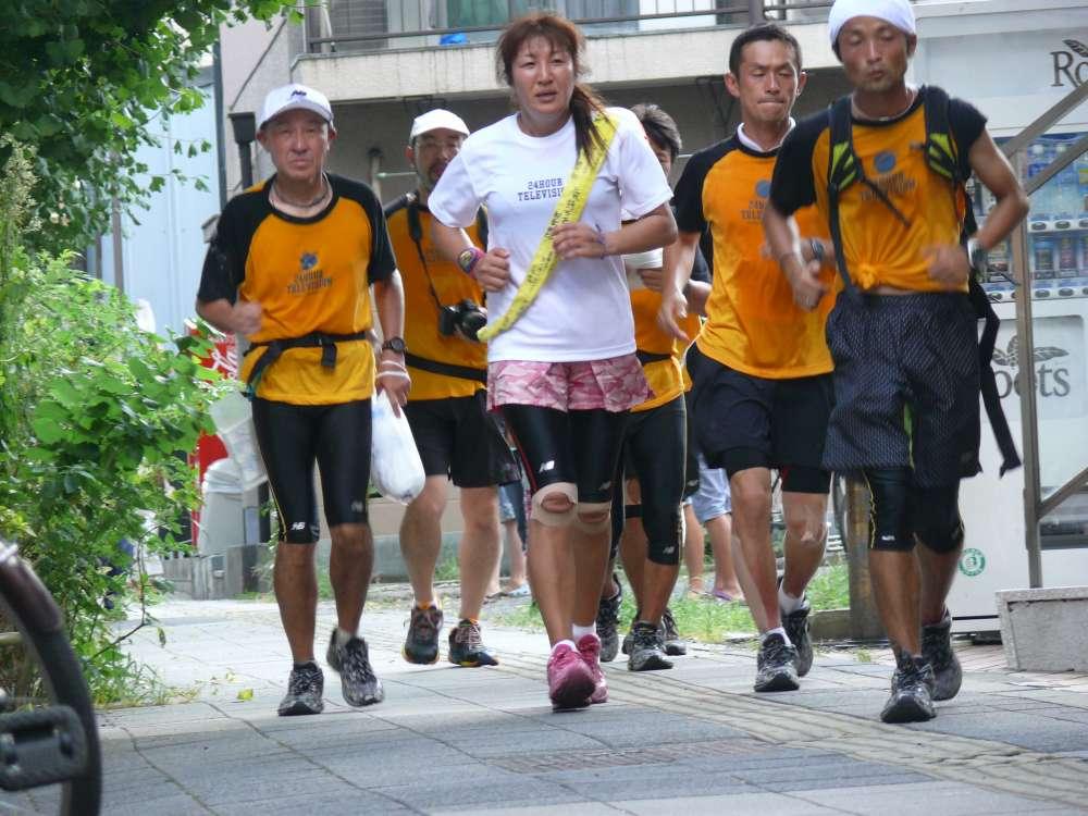 24時間テレビのマラソン「アンカー木村佳乃」の …